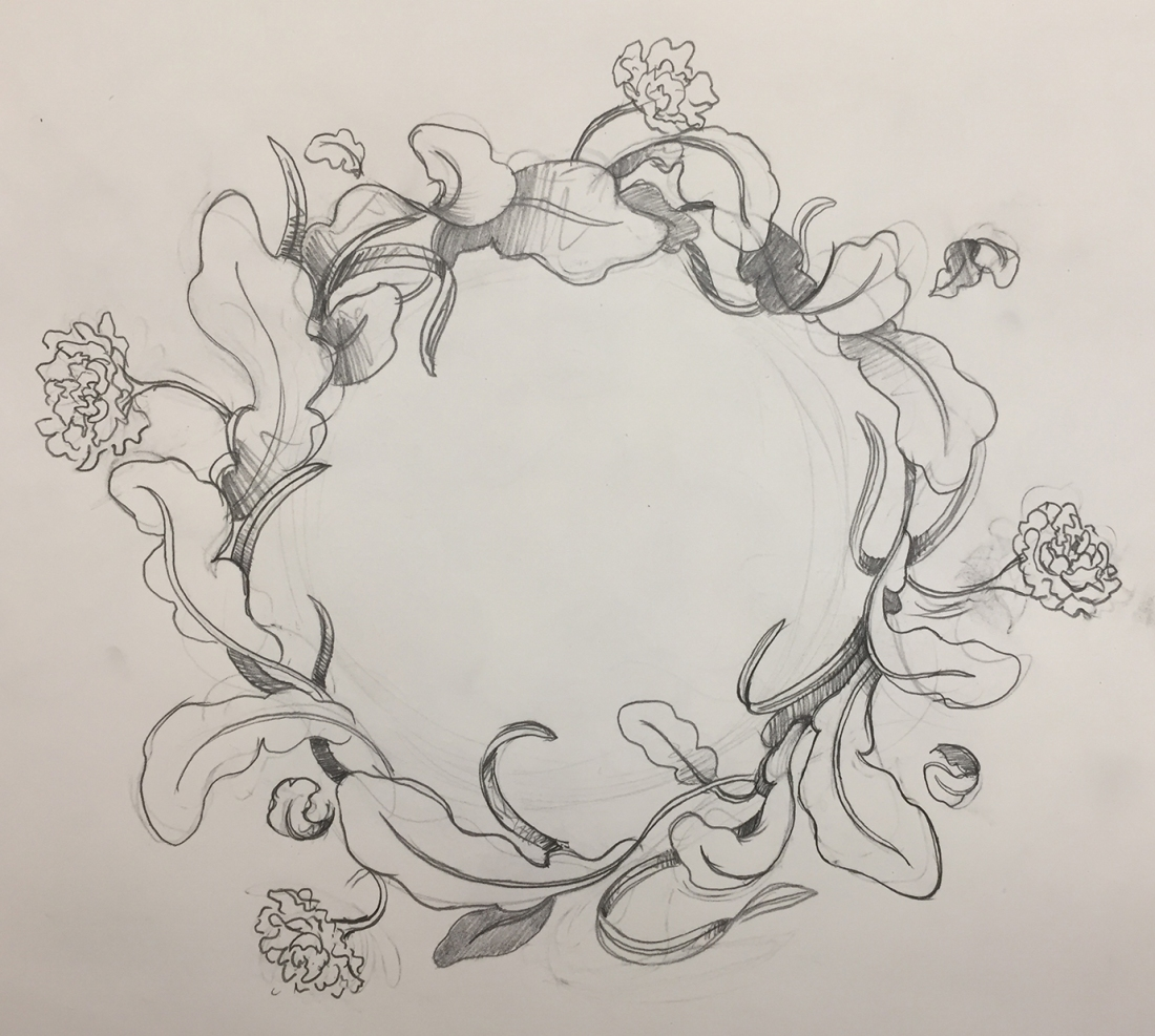 CNY-flower-sketch